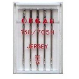 ORGAN Sewing Machine Needles Jersey 90 (14)