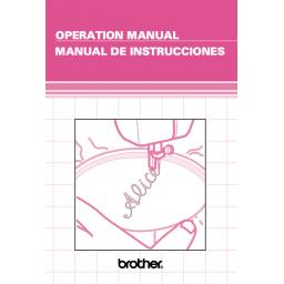 BROTHER Star 101 Instruction Manual (Printed)