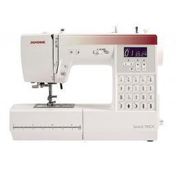 JANOME Sewist 740DC Computerised Free-arm Sewing Machine