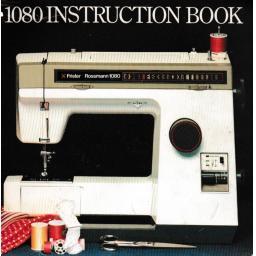 Frister + Rossmann 1008 Instruction Manual (Download)