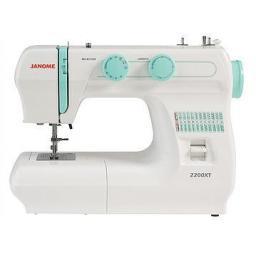 JANOME 2200XT Mechanical Free-arm Sewing Machine