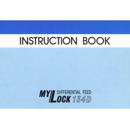 MY LOCK 134D Overlocker Instruction Manual (download)