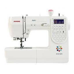 JANOME M50 QDC Computerised Free-arm Sewing Machine