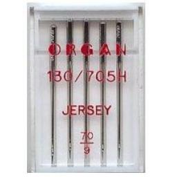 ORGAN Sewing Machine Needles Jersey 70 (9)