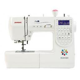 JANOME M200 QDC Computerised Free-arm Sewing Machine