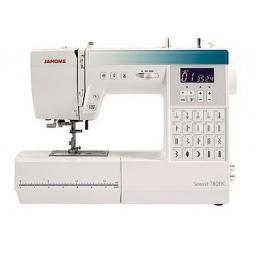 JANOME Sewist 780DC Computerised Free-arm Sewing Machine