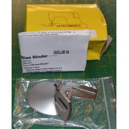 BABYLOCK 38mm Double Fold Bias Binder Attachment
