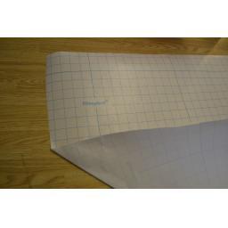 Filmoplast Self Adhesive Tear Away Embroidery Backing (Stabiliser) 1m