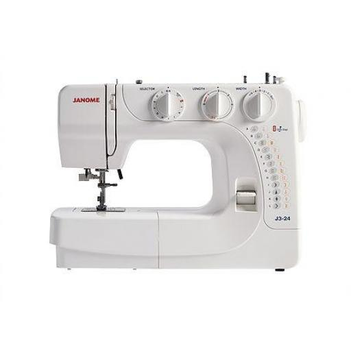 JANOME J3-24 Mechanical Free-arm Sewing Machine