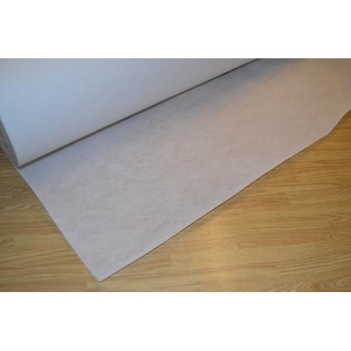 Tear Away Embroidery Backing - Heavy (Stabiliser) 1m