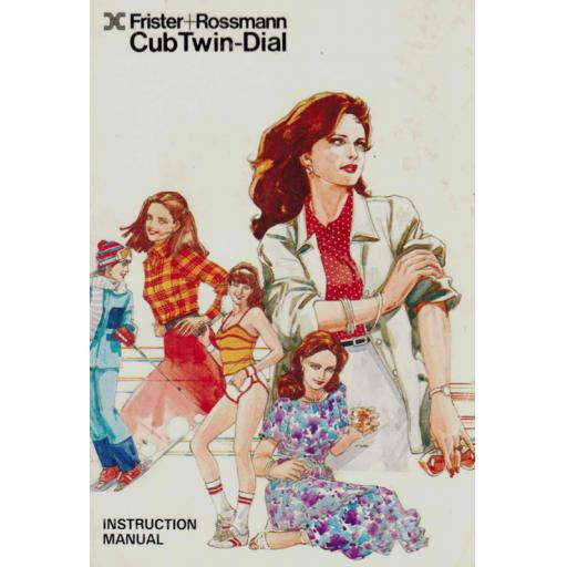 FRISTER + ROSSMANN Cub Twin Dial Instruction Manual (Download)