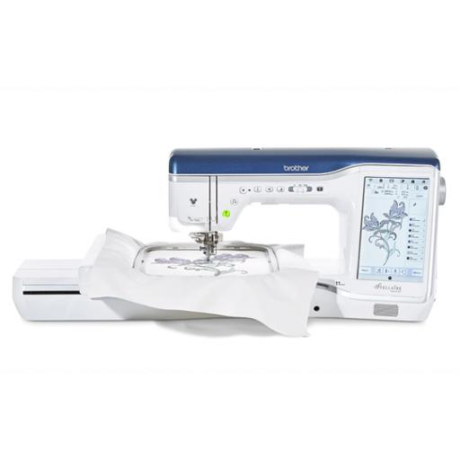 BROTHER Stellaire XJ1 DISNEY Embroidery & Sewing Machine SPECIAL BLACK FRIDAY/HARROGATE SHOW OFFER ENDS 1st DECEMBER 201