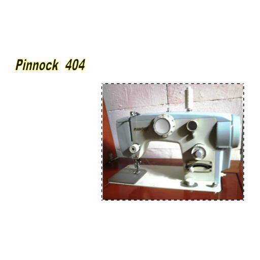 PINNOCK 404 Instruction Manual (Printed)