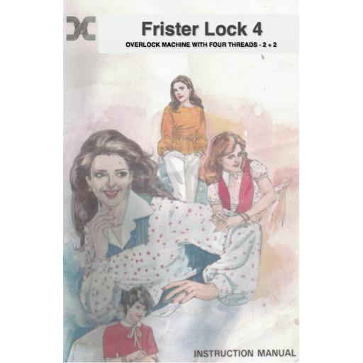 FRISTER + ROSSMANN Lock 4 Instruction Manual (Download)