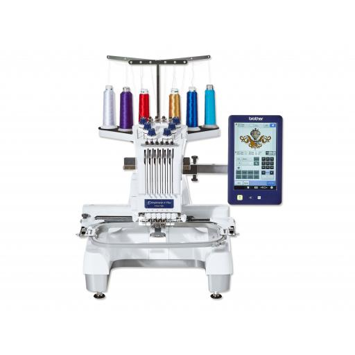 Brother Embroidery Machine PR 670E (Collection or local delivery only)