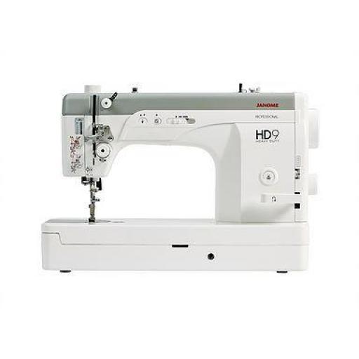 JANOME HD9 High Speed Straight Stitch Sewing Machine