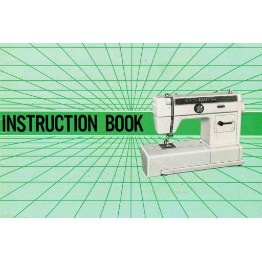 NEW HOME 626 Instruction Manual (Download)