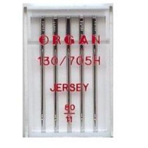 ORGANSewing Machine Needles Jersey 80 (11)